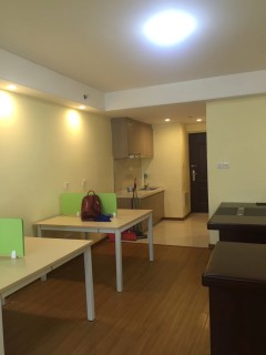 (开发区)万达公寓(赤坎) 1室1厅1卫62m²简单装修