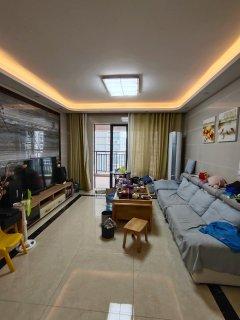 (赤坎)华盛新城 3室2厅2卫110m²精装修