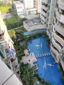 (赤坎)世贸大厦 2室2厅1卫91m²简单装修