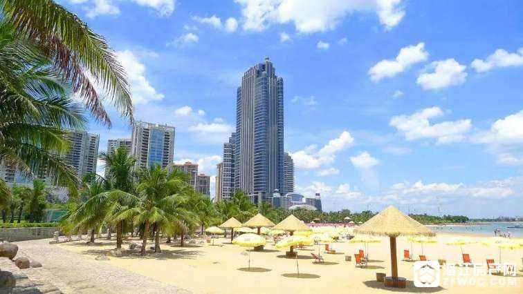 湛江沿海星岸公馆靠近的金沙湾商圈图